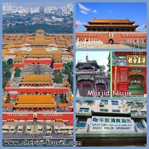 Forbidden City, Tiananmen Square, Niujie Mosque, Muslim Supermarket