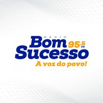 Ouvir agora Rádio Bom Sucesso FM 95,5 - Minas Novas / MG