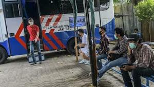 Catat, Layanan SIM Keliling untuk Wilayah DKI Jakarta