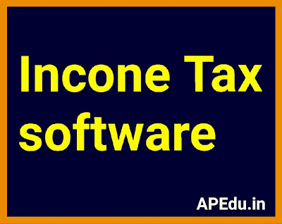 Incone Tax software by KSS Prasad ,Tenali
