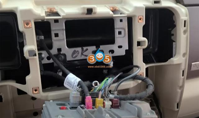 Autel IM508 Adds 2018 Dodge RAM 3500 Key 1