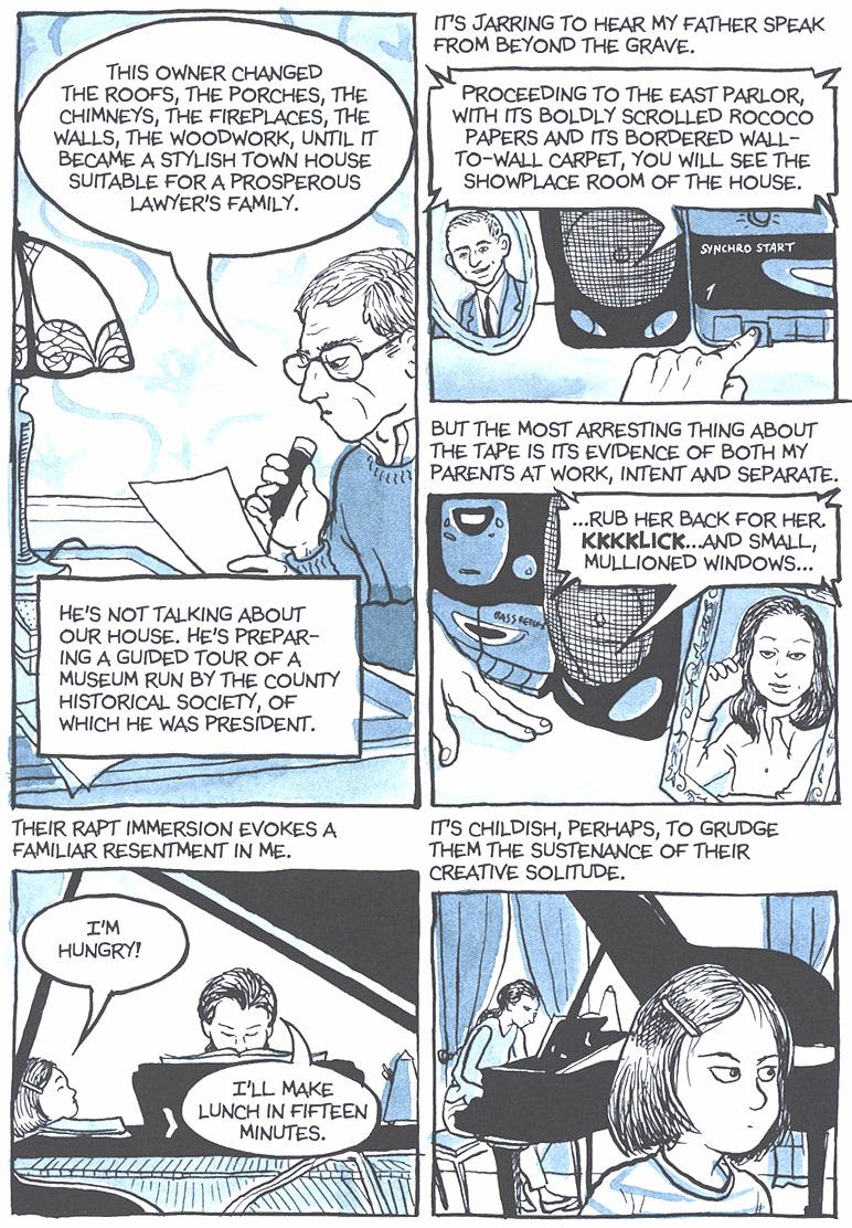 Read Fun Home: A Family Tragicomic - Chapter 5, Page 12