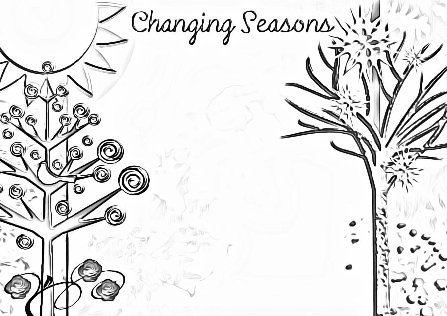 Christian Images In My Treasure Box: Four Seasons