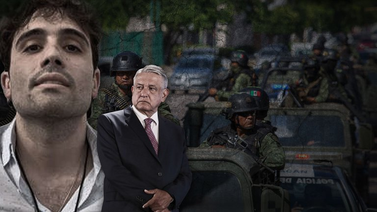Culiacanazo, El Chapo y Ovidio tendencia en redes por lo que dijo Alfonso Durazo de que no hay grupo alguno que desafíe exitosamente a las Fuerzas Federales