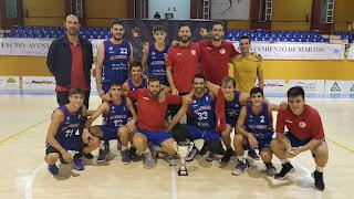 REPORTAJE: El CB Andújar se lleva la Copa Delegación FAB Jaén Masculina 2019