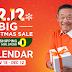 Shopee 12.12 Biggest Sale Before Christmas Is Here!