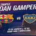 بث مباشر لمباراة برشلونة وبوكا جونيورز 15.8.2018 كأس جوهان غامبر بجودة عالية موقع عالم الكورة
