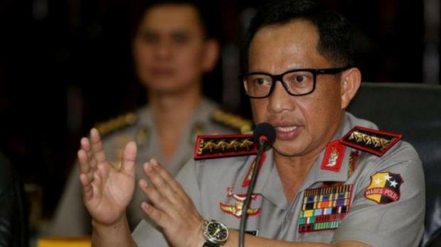 Kapolri Tito Karnavian, Bukan Makar, Kapolri Sebut Referendum Minahasa Merdeka Hanya Sikap Spontan