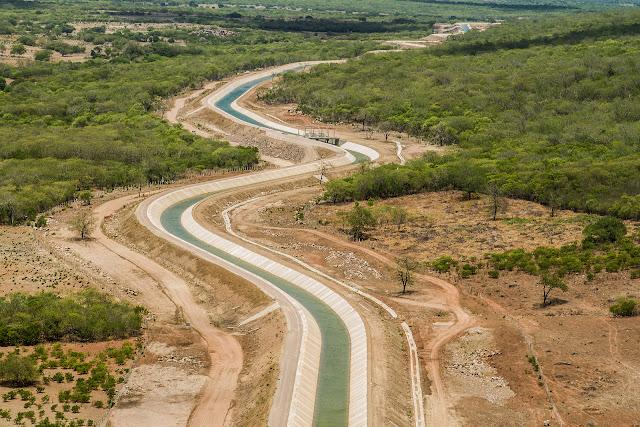 TCU aponta indícios de irregularidades nas obras do Canal do Sertão de Alagoas
