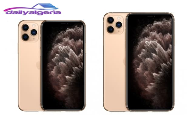 iPhone 11 و 11 Pro و 11 Pro Max