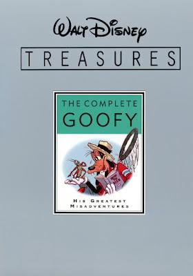 Goofy Coleccion DVD R1 NTSC Latino