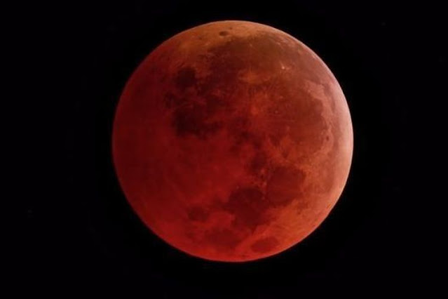 Masyarakat Diimbau Waspada dan Siaga Saat Terjadi Gerhana Bulan