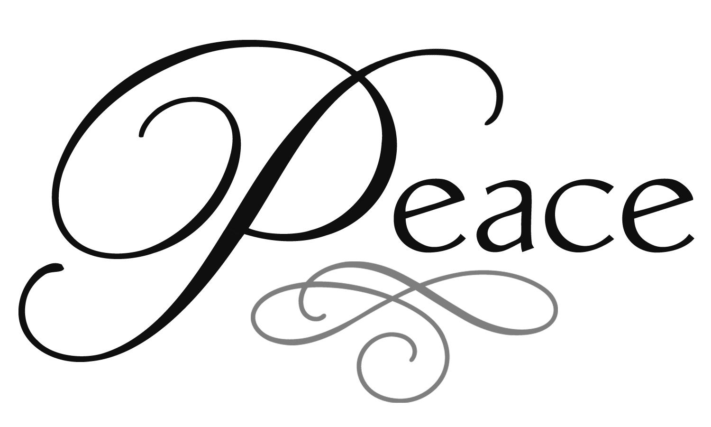 Essay of peace