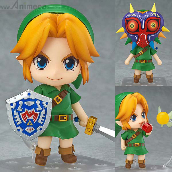 Figura Link Majora's Mask 3D Ver. Nendoroid The Legend of Zelda Good Smile Company