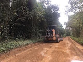 Registro-SP intensifica serviços de manutenção das vias rurais e urbanas