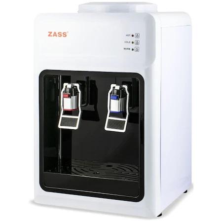 Диспенсър за вода Zass ZTWD 13C с компресор, Загряваща мощност 550W, Охлаждаща мощност 90W