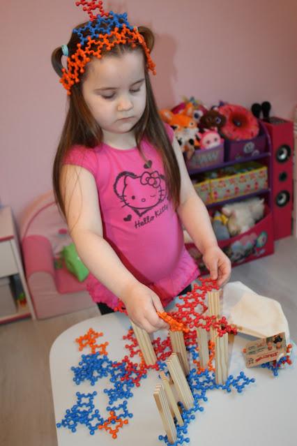 jouet en plastique recyclé