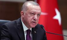 Erdogan: Biden Berlumur Darah karena Dukung Israel