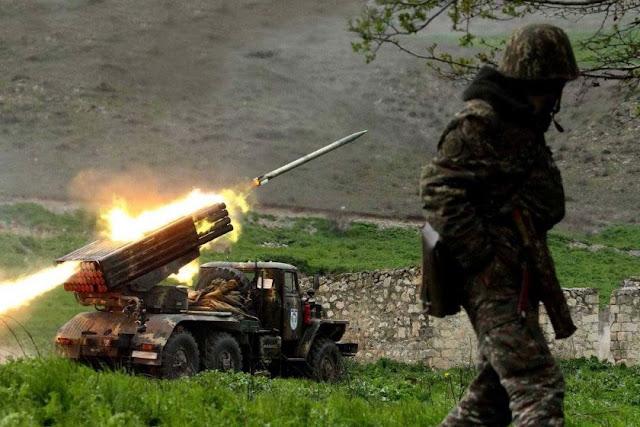 Un soldado fue asesinado en Artsaj