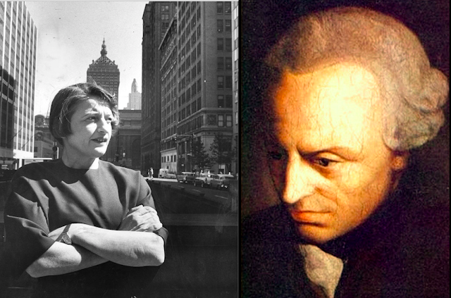 The Verma Post: Ayn Rand's Open Letter in Reply to Immanuel Kant