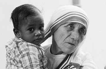 Is mother teresa considered a creative work