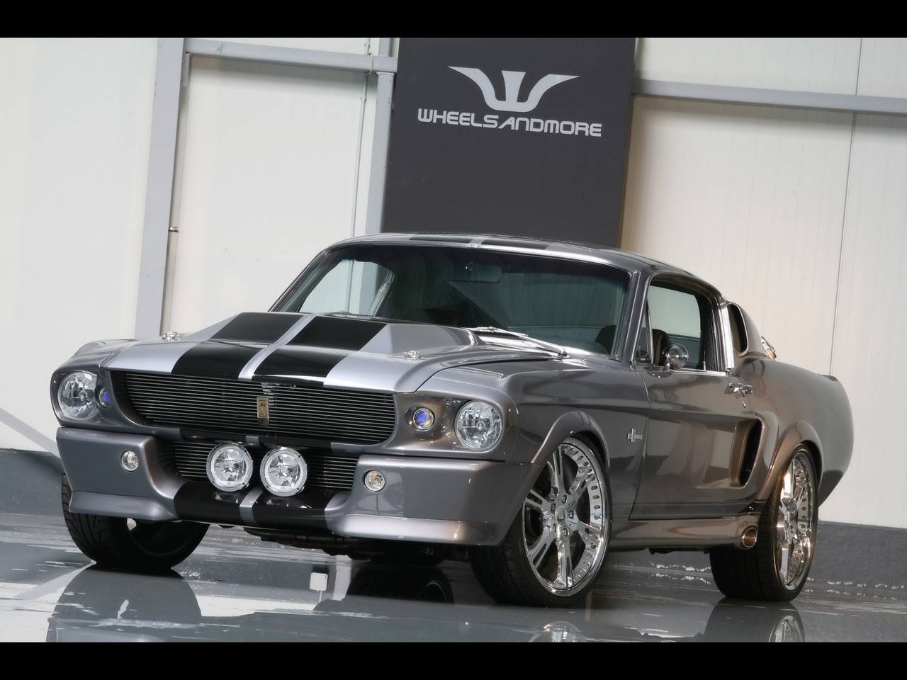 ford mustang shelby gt500 eleanor rare and expensive mycarzilla. Black Bedroom Furniture Sets. Home Design Ideas