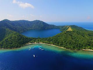 <b>Muncul Iklan Penjualan Pulau Satonda Rp250 M, Ketua DPRD Dompu Janji Akan Telusuri Pembuat Iklan</b>