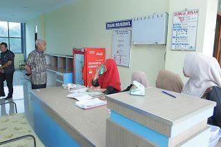 "Pantau Pembangunan Lift RSUD Hams Kisaran "" Ini Pesan Wabup"""