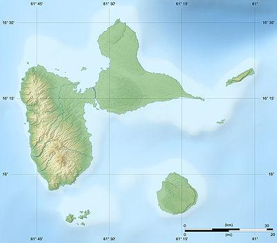 Basse-Terre - Guadalupe   França