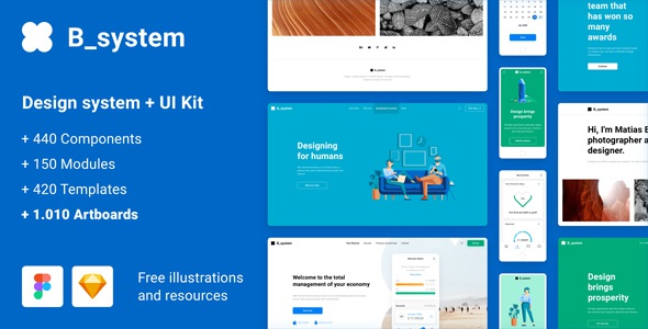 Download Massive All in One Design System