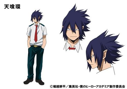 อามาจิคิ ทามากิ (Amajiki Tamaki) @ My Hero Academia: Boku no Hero Academia มายฮีโร่ อคาเดเมีย