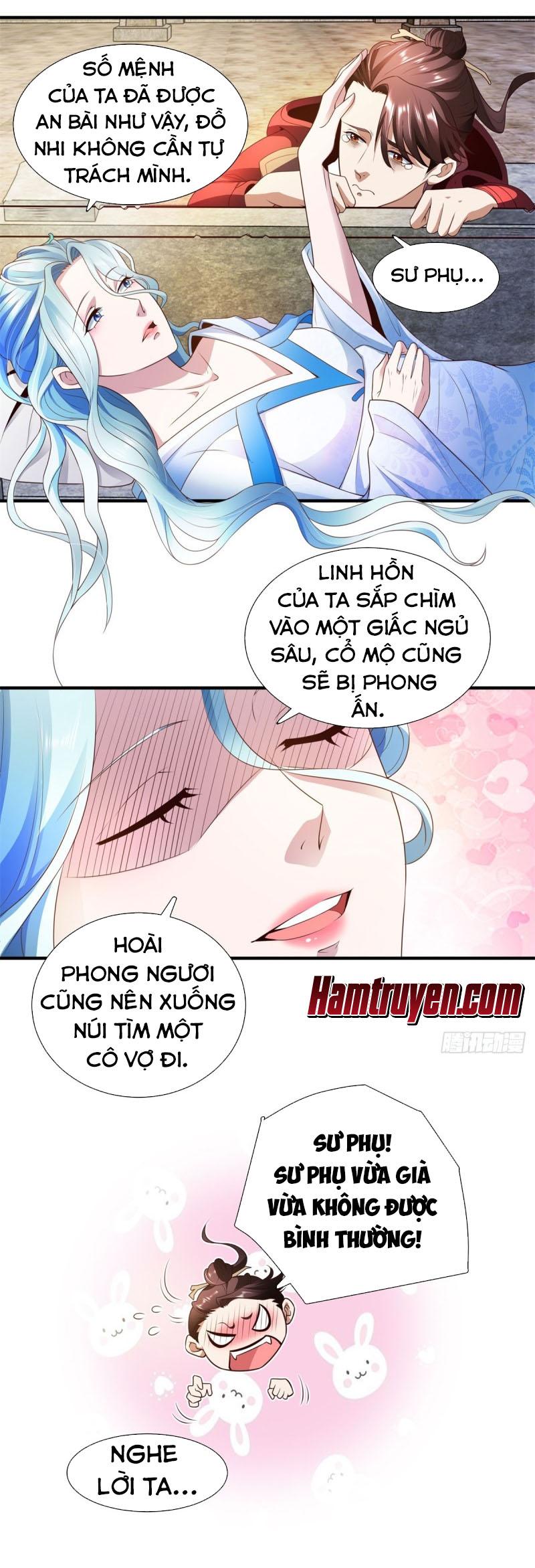 Chí Tôn Toàn Năng Chapter 2 - Hamtruyen.vn
