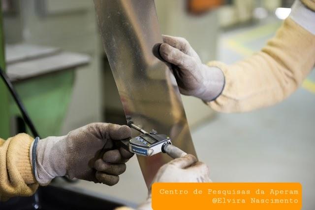 Aperam comprova alta resistência à corrosão do aço inox em equipamentos usados no agronegócio