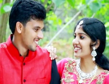 Kerala Hindu Wedding Anjana & Bhagyaraj 2017