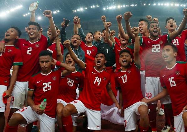 Hal Keren Ini Terjadi Laga Timnas Indonesia vs Filipina di SEA Games 2017
