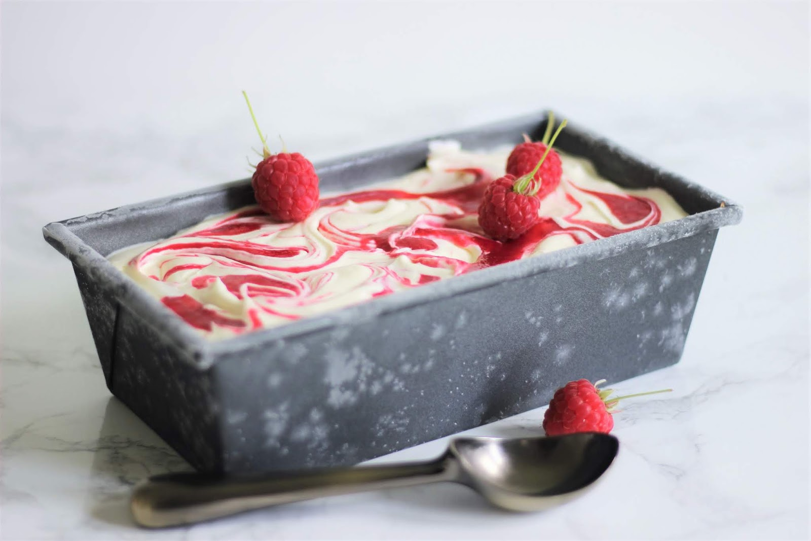 No-Churn-Raspberry-Ripple-Ice-cream