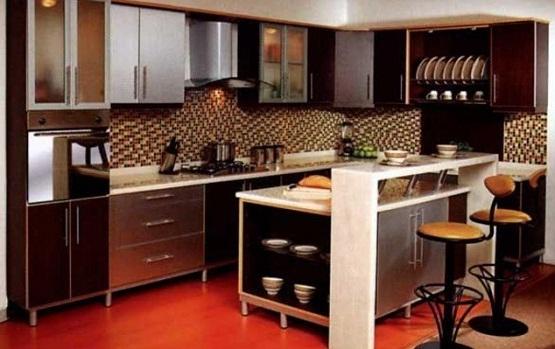 Harga Kitchen Set Olympic Furniture