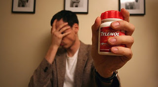 A health warning on the use of drugs containing acetaminophen such as Tylenol rash.images