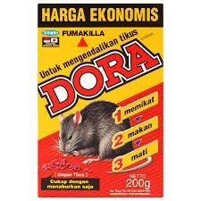 Gambar Racun tikus Dora