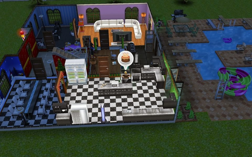 Sims Freeplay Birthday Cake Glitch