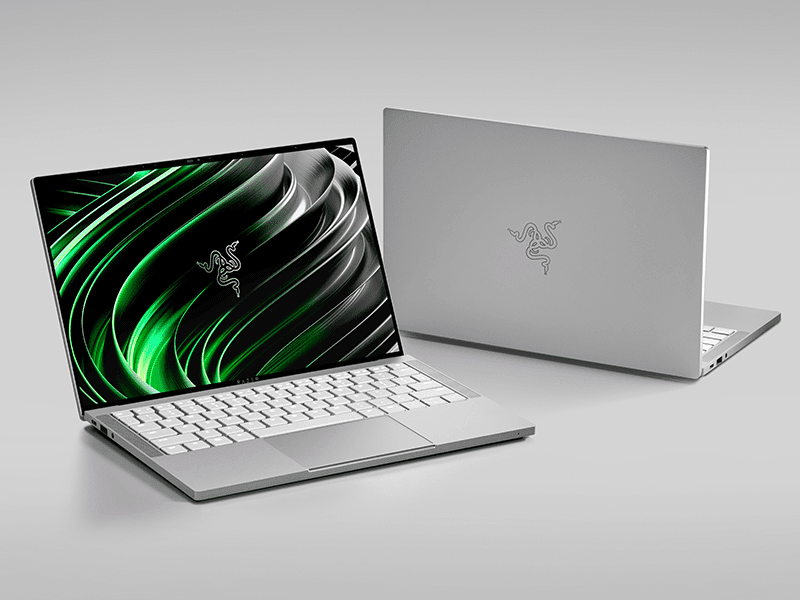 Razer Book 13 with gorilla glass 6 protected 16:10 aspect ratio display now official!