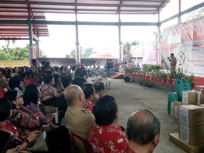 Bupati Mitra Minta Kepala Balai Jalan dan Kadis PU Propinsi Mundur
