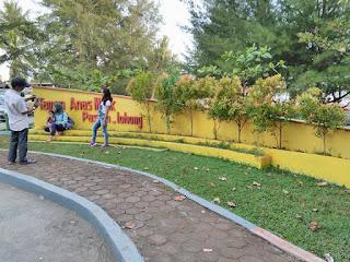 Taman Anas Malik Lohong Pariaman
