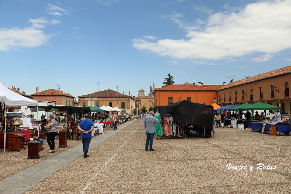 Plaza Mayor de Lerma