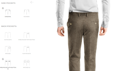 Hockerty Tailored Trousers