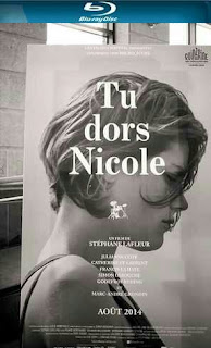 Tu Dors Nicole 2014 English 720p BluRay HEVC 400MB MKV