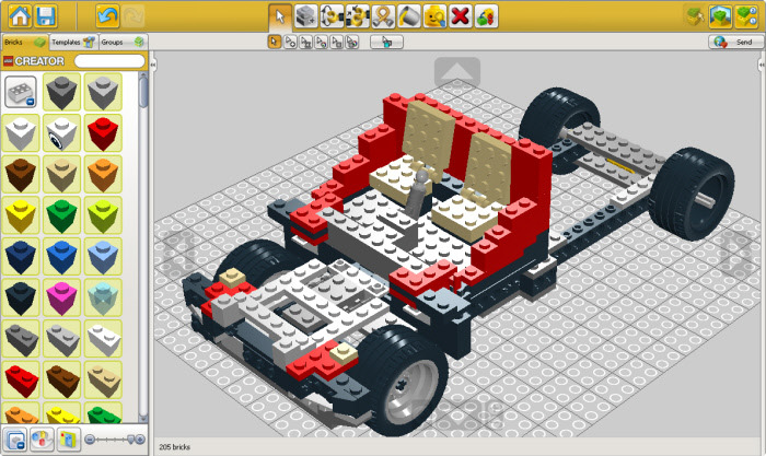 Download LEGO Digital Designer 4 3 for Windows and Mac ...