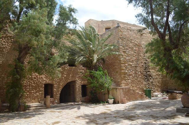 Medina antiga de Hammamet
