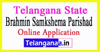 Telangana Brahmin Samkshema Parishad TBSP Online