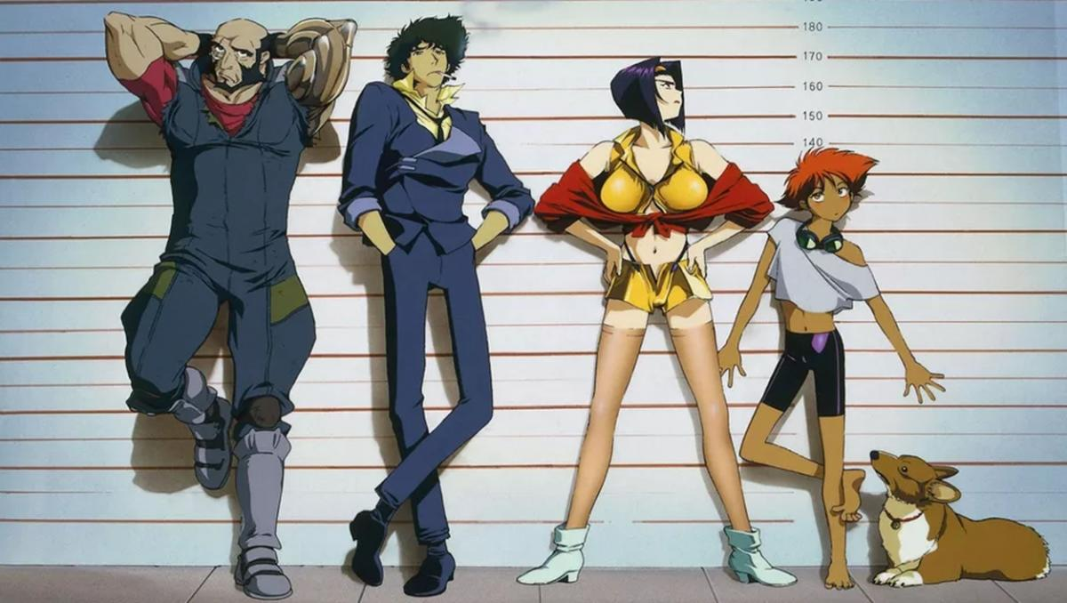 Netflix live-action series Cowboy Bebop has finished filming